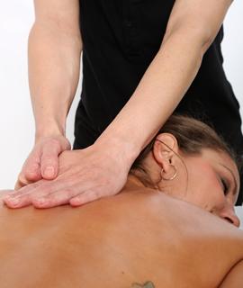 holistic massage london
